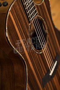 Taylor 914ce LTD - Macassar Ebony & Stripy Sinker Redwood