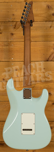Suhr Classic Pro Peach LTD - HSS Rosewood Sonic Blue Left Handed