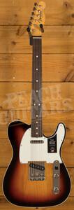 Fender American Original '60s Telecaster Rosewood Board, 3-Colour Sunburst