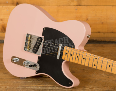 Fender Custom Shop '52 Tele Deluxe Closet Classic Shell Pink