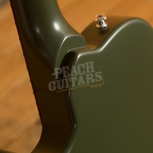 Knaggs Influence Series Kenai 'J' Olive Drab D1 Nickel Hardware