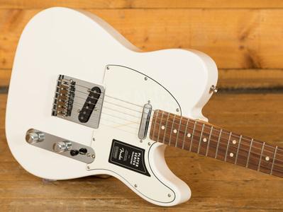 Fender Player Series Tele Pau Ferro Polar White