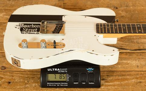 Fender Custom Shop LTD Joe Strummer Esquire Relic MB Jason Smith