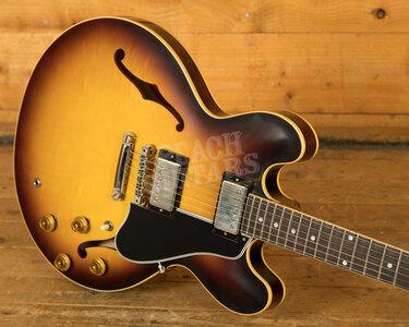 Gibson Custom 1959 ES-335 Reissue Vintage Burst VOS NH