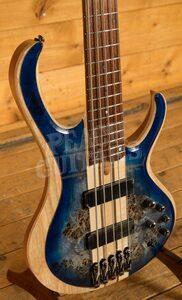Ibanez BTB845-CBL Cerulean Blue Burst