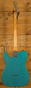 Fender Custom Shop 2020 LTD '60s Tele Thinline Aged Ocean Turquoise