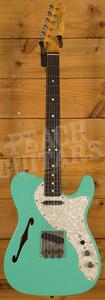 Fender Custom Shop 2020 LTD '60s Tele Thinline Aged Sea Foam Green