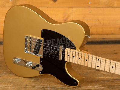 Fender Custom Shop '52 Tele NOS Maple Neck Aztec Gold