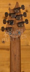 EVH Wolfgang Standard Exotic Bocote, Baked Maple Fingerboard, Natural