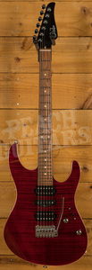 Suhr Modern Plus Chili Pepper Red Pau Ferro