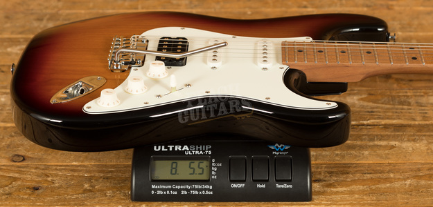 Suhr Classic Pro Peach LTD - HSS Maple 3-Tone Sunburst