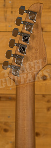 Suhr Standard Plus Trans Charcoal Burst Maple - Left Handed