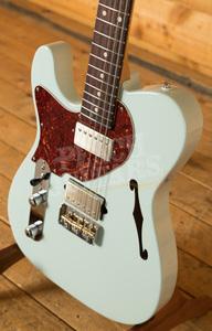 Suhr Alt T Sonic Blue Rosewood - Left Handed