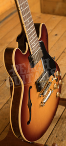 Gibson ES-339 - Gloss Light Caramel Burst
