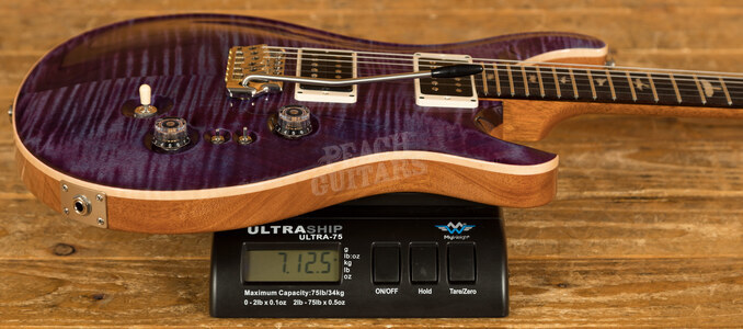 PRS 35th Anniversary Custom 24 Violet Pattern Thin 85/15