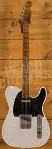 Fender Custom Shop 53 Tele Trans White Blonde Relic