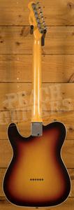 Fender Custom Shop 60 Tele Custom Journeyman 3-Tone Sunburst