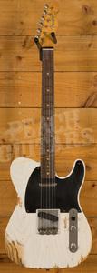 Fender Custom Shop '60 Tele Heavy Relic Rosewood White Blonde