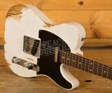 Fender Custom Shop '60 Tele Heavy Relic Rosewood White Blonde