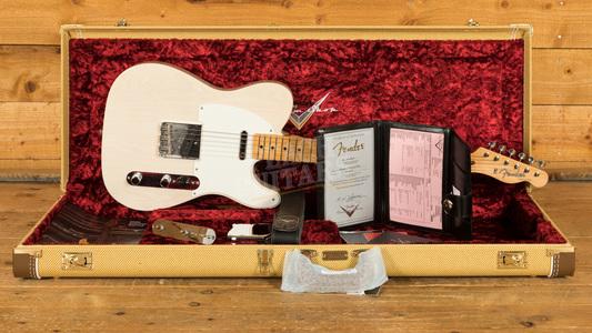 Fender Custom Shop Vintage Custom 58 Tele Aged White Blonde