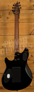 EVH Wolfgang Standard Quilted Maple Top Baked Maple Neck Black Fade