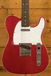 Fender Custom Shop 60 Tele Custom Candy Apple Red