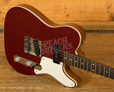 Fender Custom Shop Limited Edition P90 Mahogany Telecaster Journeyman Aged Firem