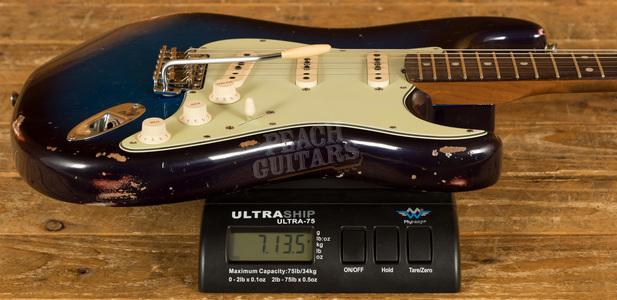 Fender Custom Shop 62 Strat Desert Sunset relic
