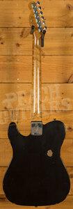 Fender Custom Shop Limited '69 Roasted Tele Relic Aged Black w/Bigsby