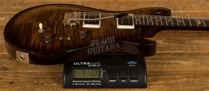PRS 35th Anniversary Custom 24 Black Gold Wrap Pattern Regular 85/15