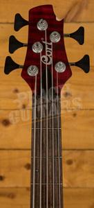 Cort A5 Plus Open Pore Black Cherry