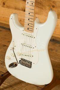 Fender Custom Shop - '56 Strat - NOS Left Handed Olympic White