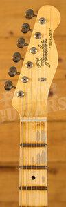 Fender Custom Shop B1 Pomo Tele Journeyman/CC Aged Firemist Silver