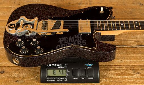 Fender Custom Shop Ltd 70's Telecaster Journeyman Relic Pink & Purple Stardust