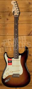 Fender American Pro Stratocaster Left-Hand 3TSB
