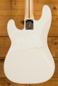 Fender Player Series P-Bass Maple Neck Polar White
