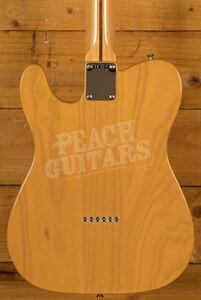 Fender American Original '50s Telecaster - Maple Board, Butterscotch Blonde