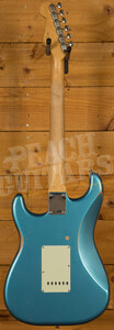 Fender Vintera Road Worn 60's Strat Lake Placid Blue Pau Ferro