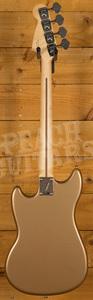 Fender Player Series Mustang Bass Fire Mist Gold