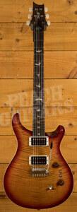 PRS 35th Anniversary Custom 24 Dark Cherry Sunburst Pattern Thin 85/15