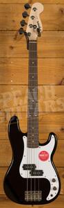 Squier Mini P Bass Laurel Fingerboard Black