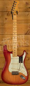 Fender American Ultra Stratocaster Plasma Red Burst Maple