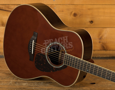 Yamaha LL16 ARE Dark Tinted Electro/acoustic with Hard Bag