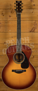 Yamaha LJ16 ARE Brown Sunburst Electro/acoustic with Hard Bag