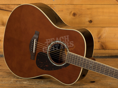 Yamaha LL6 ARE Dark Tinted Electro/acoustic with Hard Bag