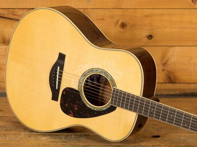Yamaha LL6M ARE Mahogany Electro/acoustic with Hard Bag