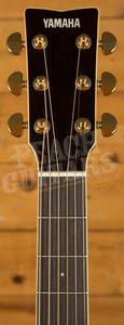 Yamaha LS6 ARE - Mahogany Electro/acoustic with Hard Bag
