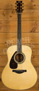 Yamaha LL16 ARE - Left Handed Electro/acoustic with Hard Bag