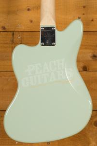 Squier Mini Jazzmaster HH Maple Fingerboard Surf Green