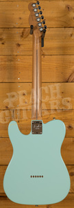 Fender LTD American Pro Tele - Roasted Maple Daphne Blue